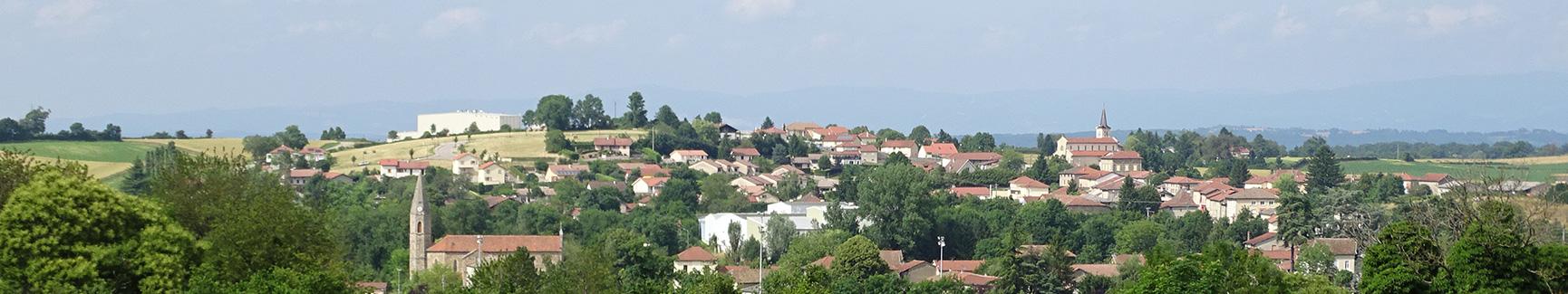 Village d'Éclose-Badinières