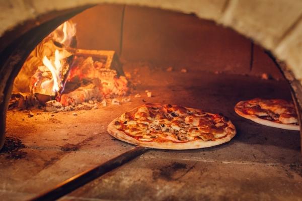 Pizzas au feu de bois au profit du Téléthon