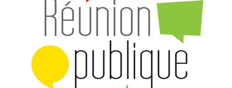 Réunion publique du 25 avril 2018