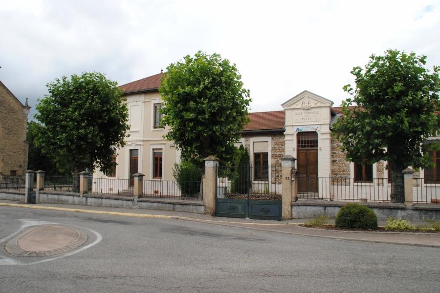 Ancienne Ecole Arc En Ciel